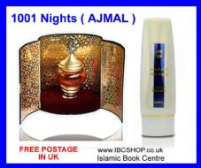 1001 Nights (Alf Lail Lail) 100ml Attar / Body Lotion by Ajmal Islamic Perfumes